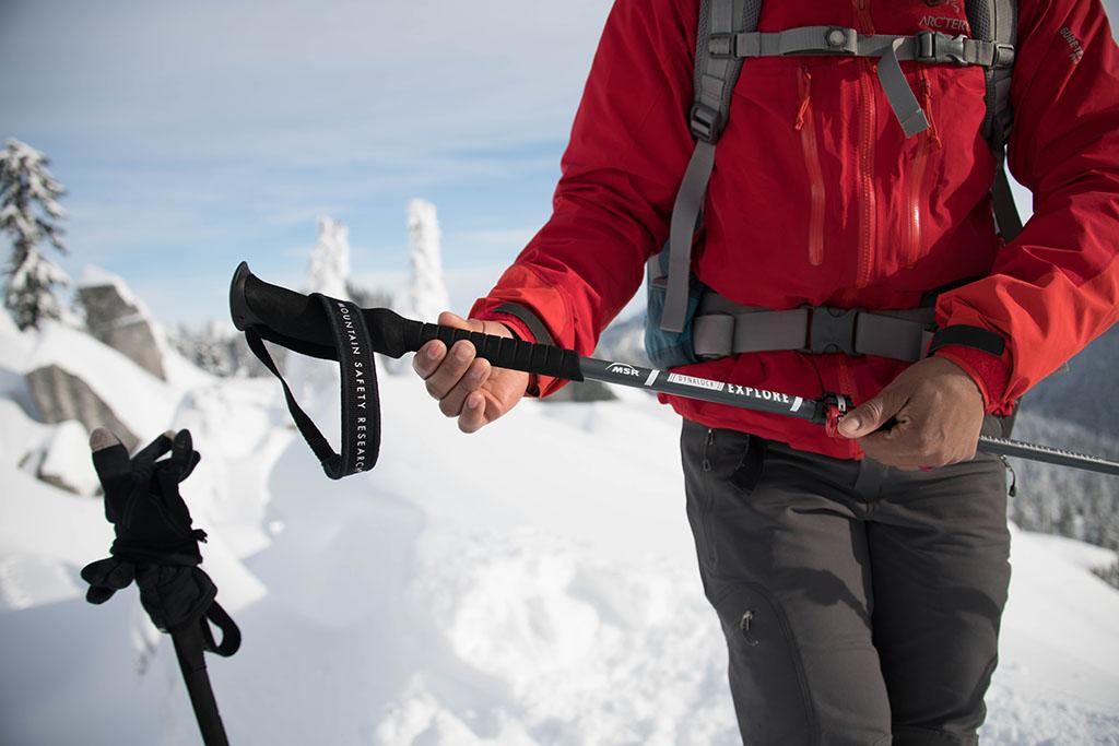 MSR trekking poles