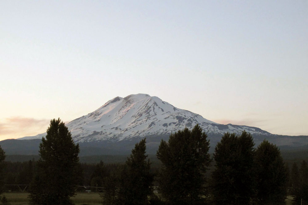 Easy peaks for beginning mountaineering