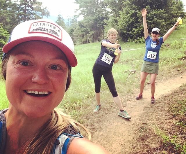 run a marathon jenny