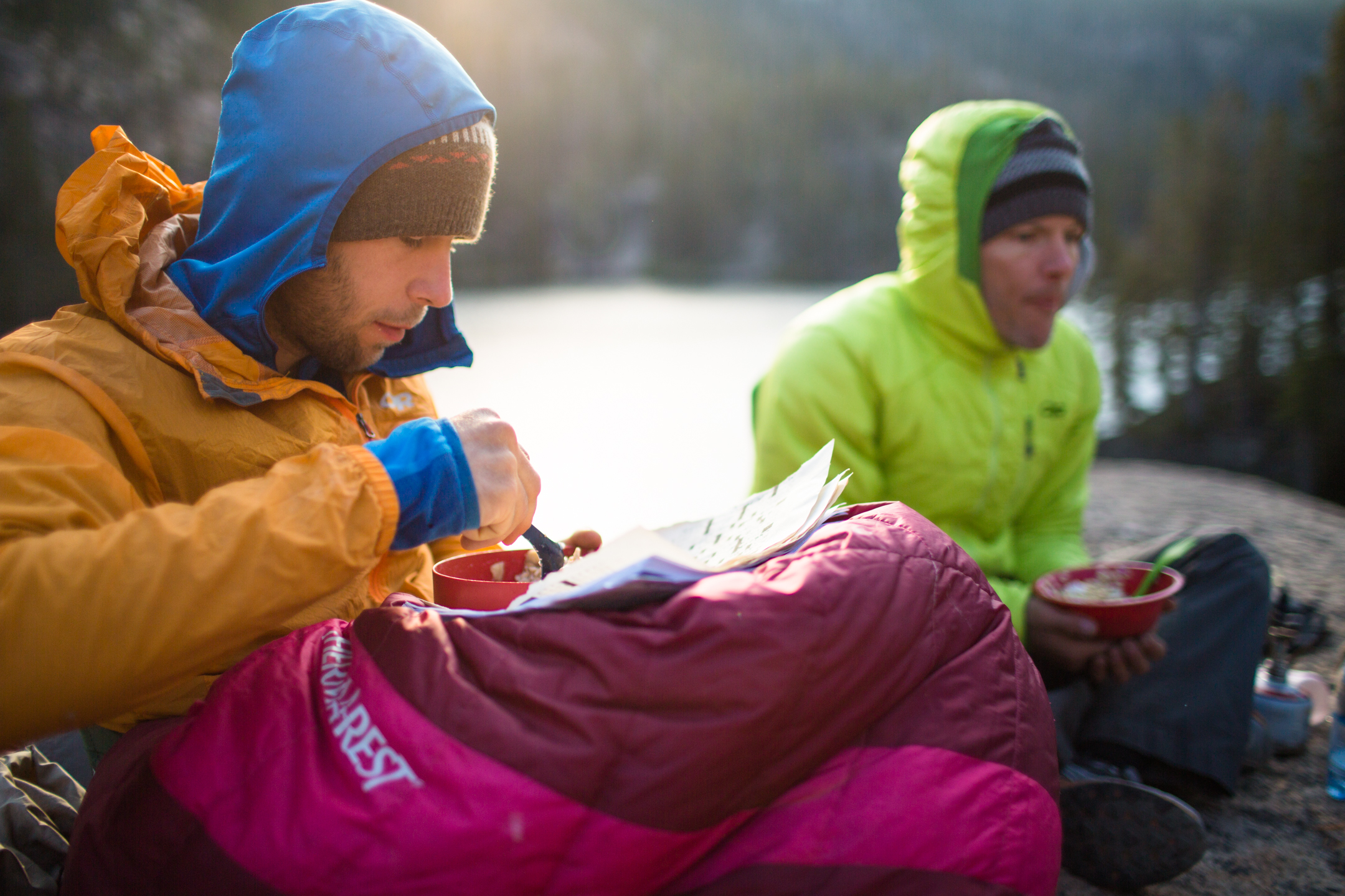 Choosing the Right Fit for Sleeping Bags - Therm-a-Rest Blog