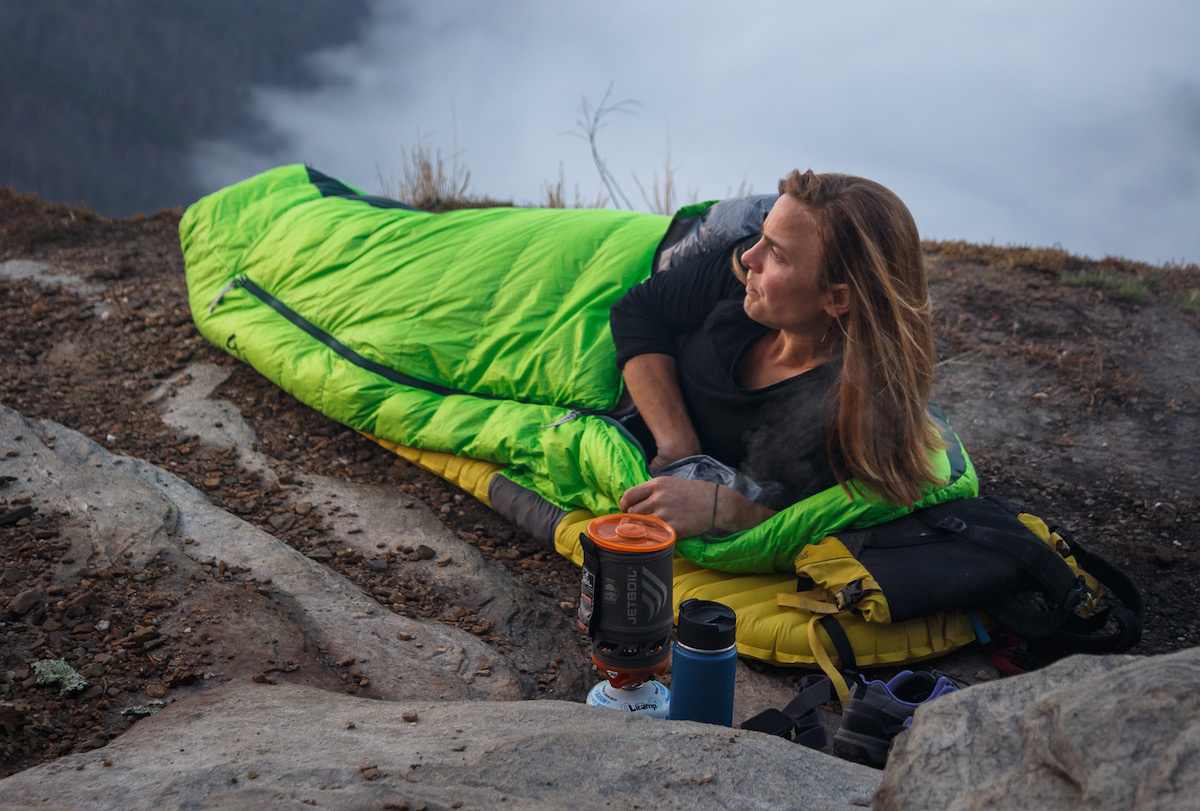 Choosing the Right Sleeping Bag: Part 3—The Fit