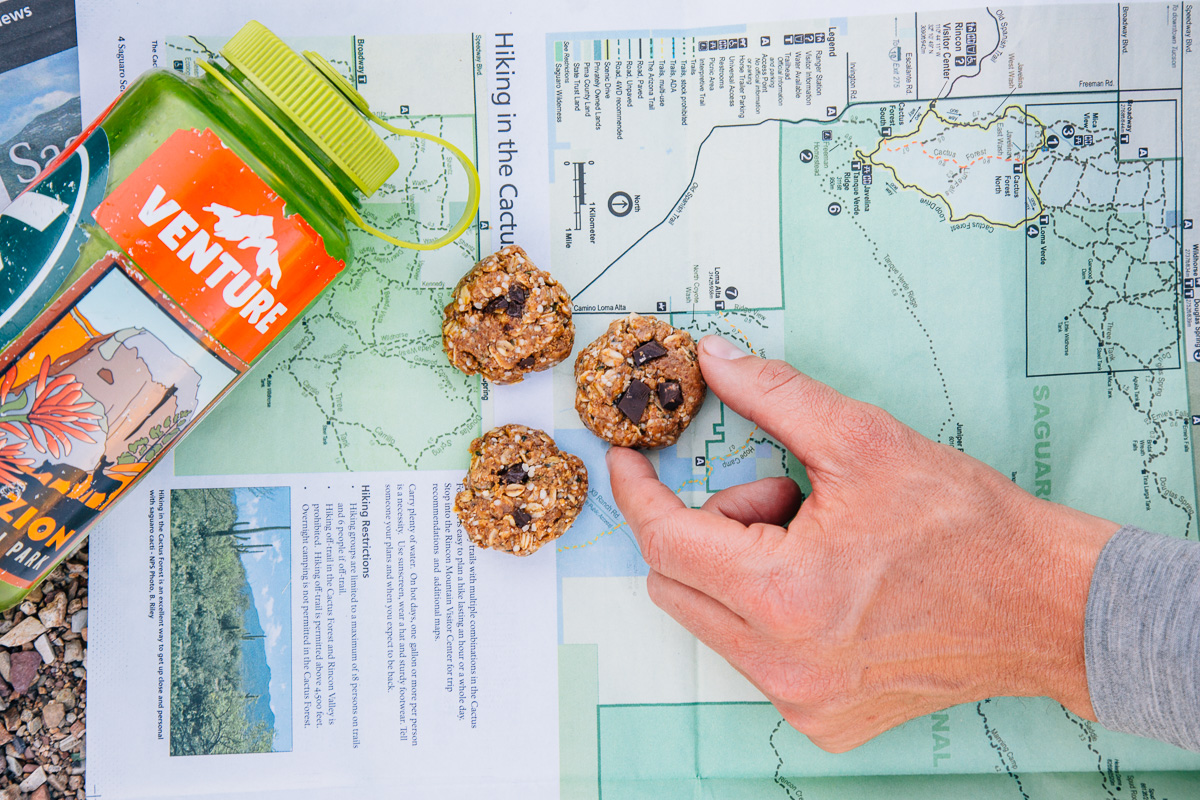 trail cookies