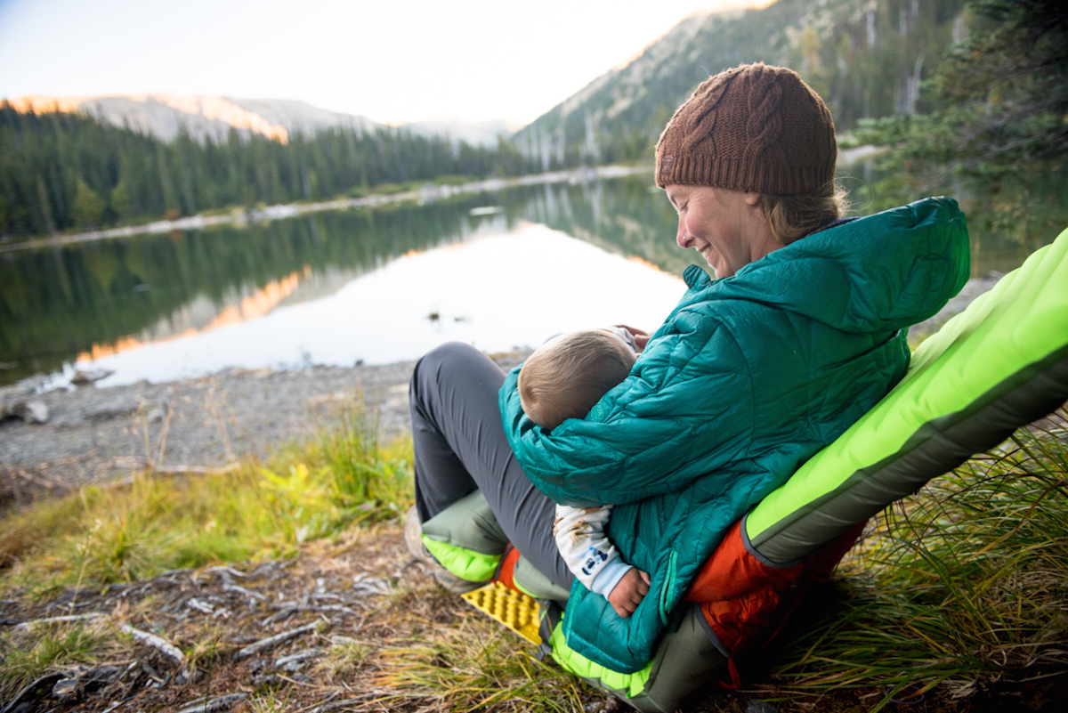Tips for Backpacking with Babies