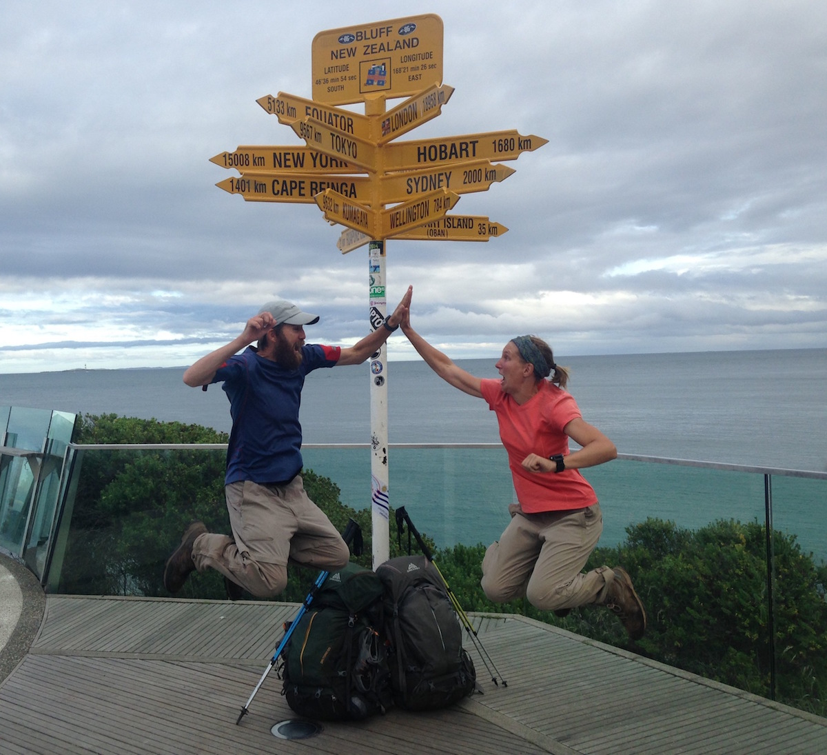 We really splurged on our thru hike across New Zealand because … well, it's New Zealand!
