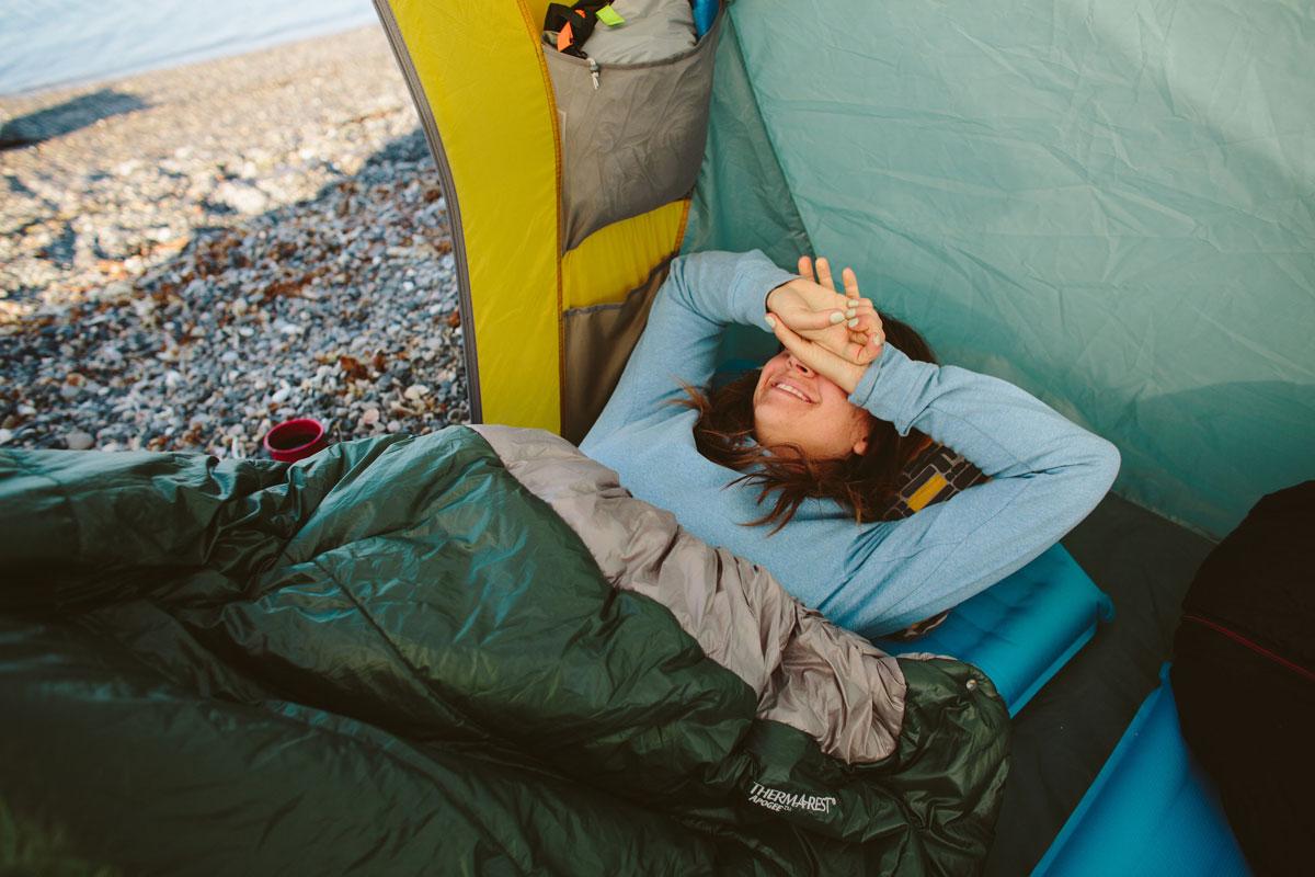 Therm-a-Rest quilt