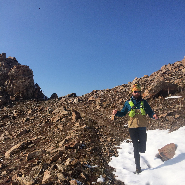 Snow Patches in Utah