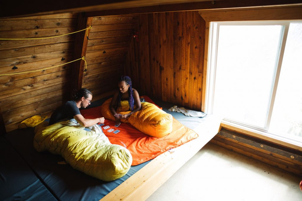 Caring for your sleeping bag