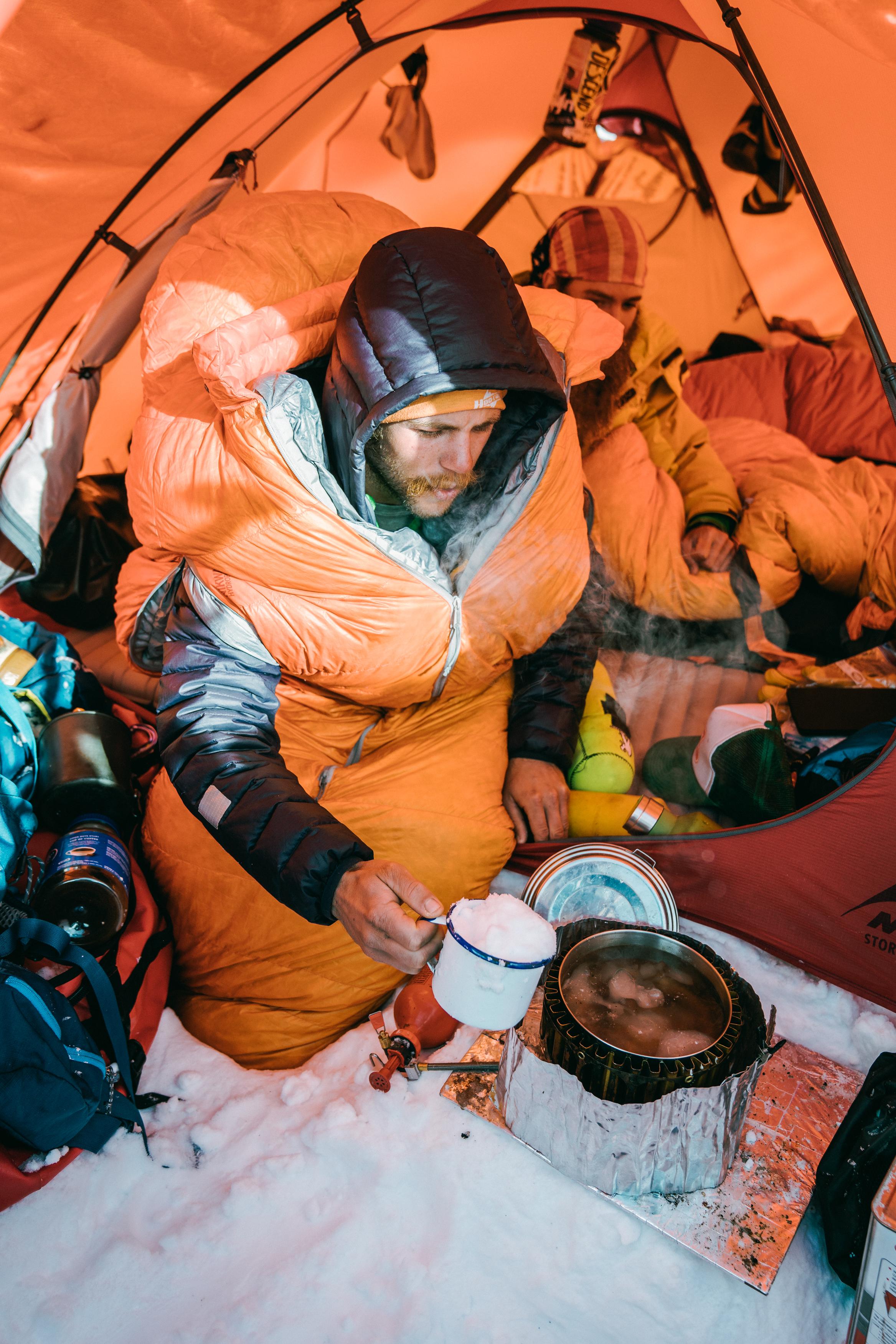 Winter Camping | Winter Sleeping Bag | Therm-a-Rest Polar Ranger