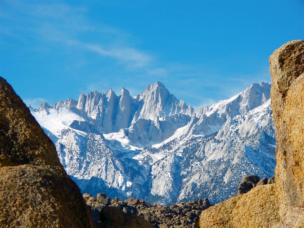mountaineering tips