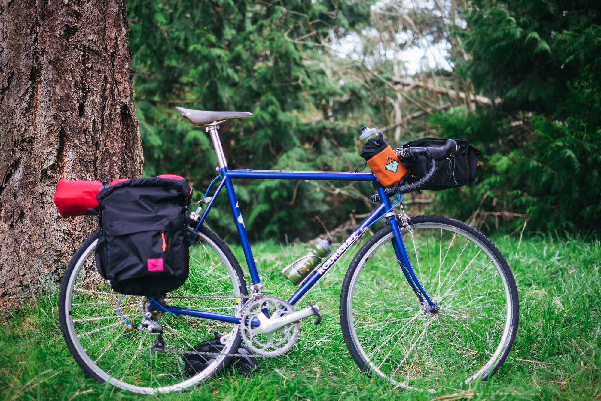 Swift Bike-Camping