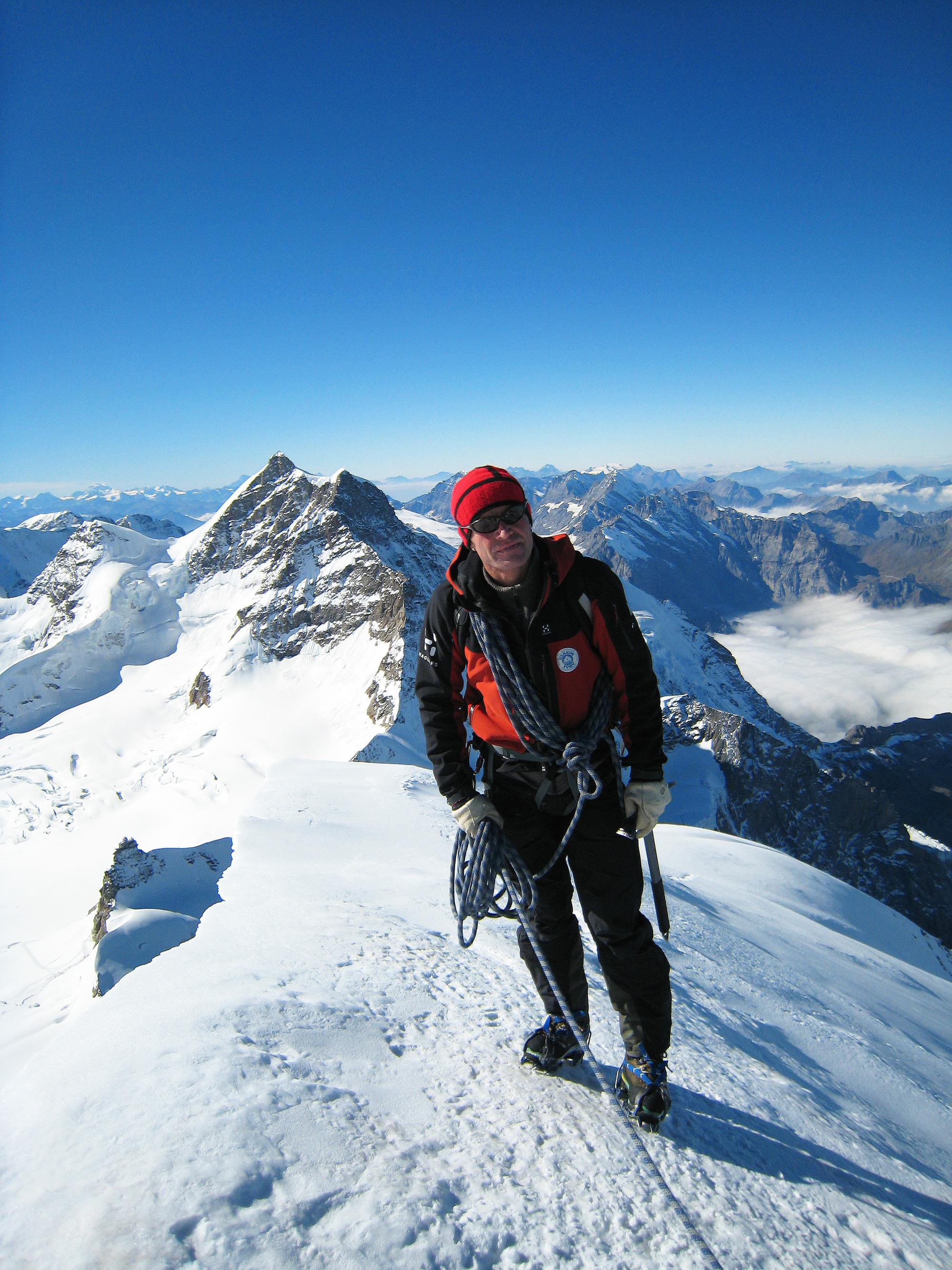 Debunking the myths of mountaineering