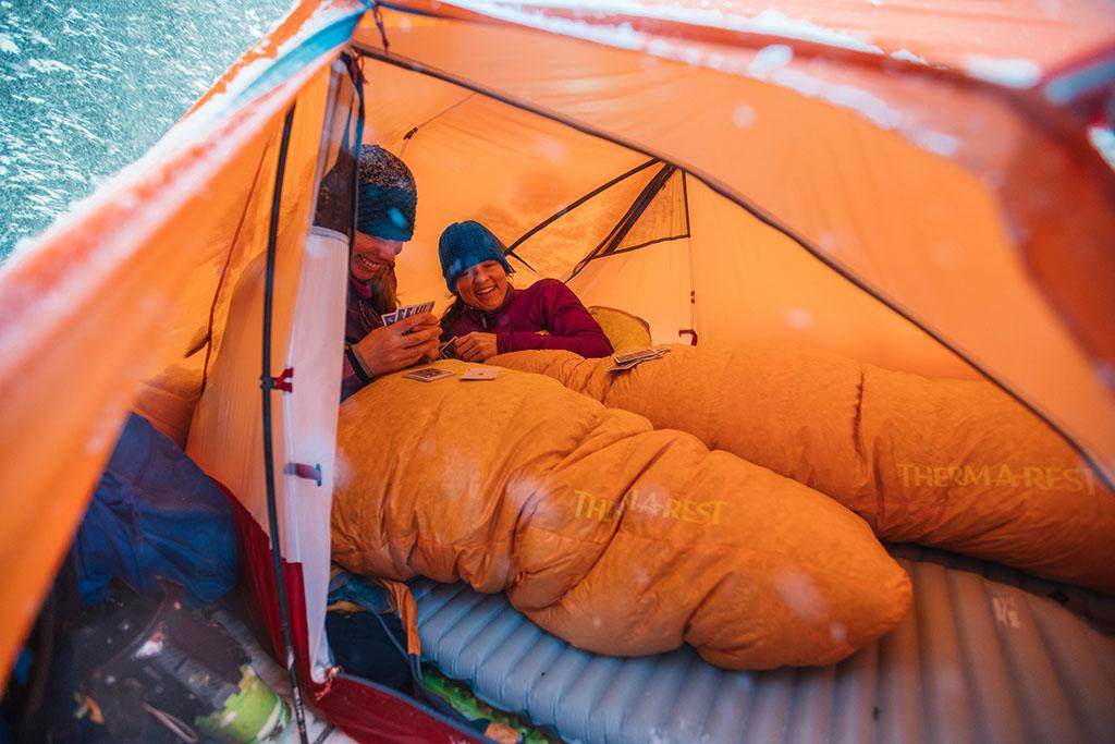 Backpacking Gear Tent-Oberon Sleeping Bag