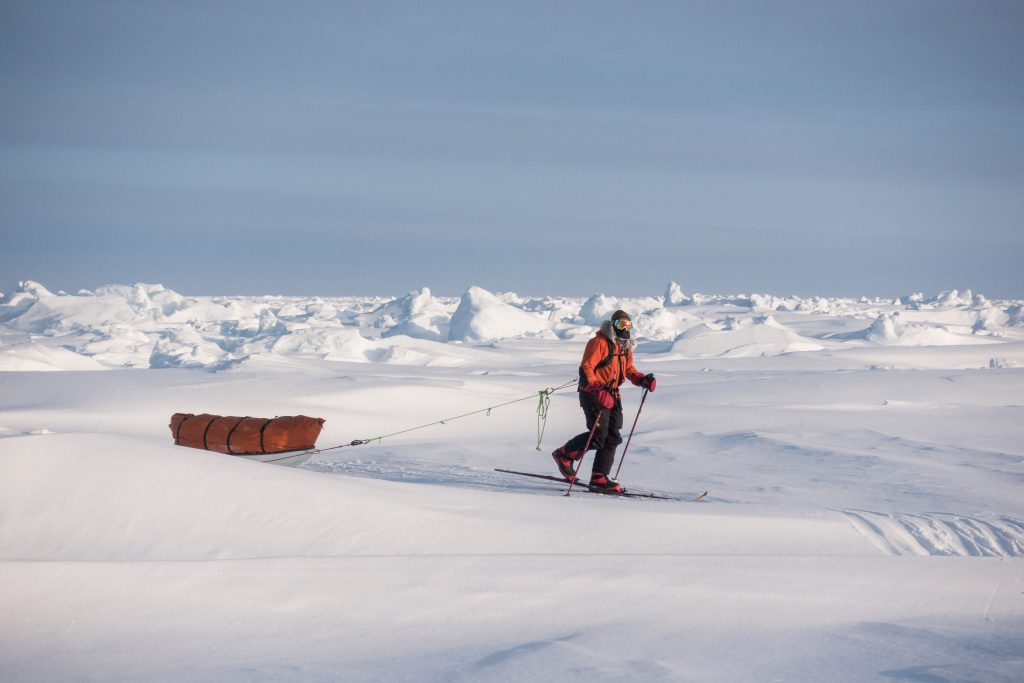 Polar Expeditions with Eric Larson
