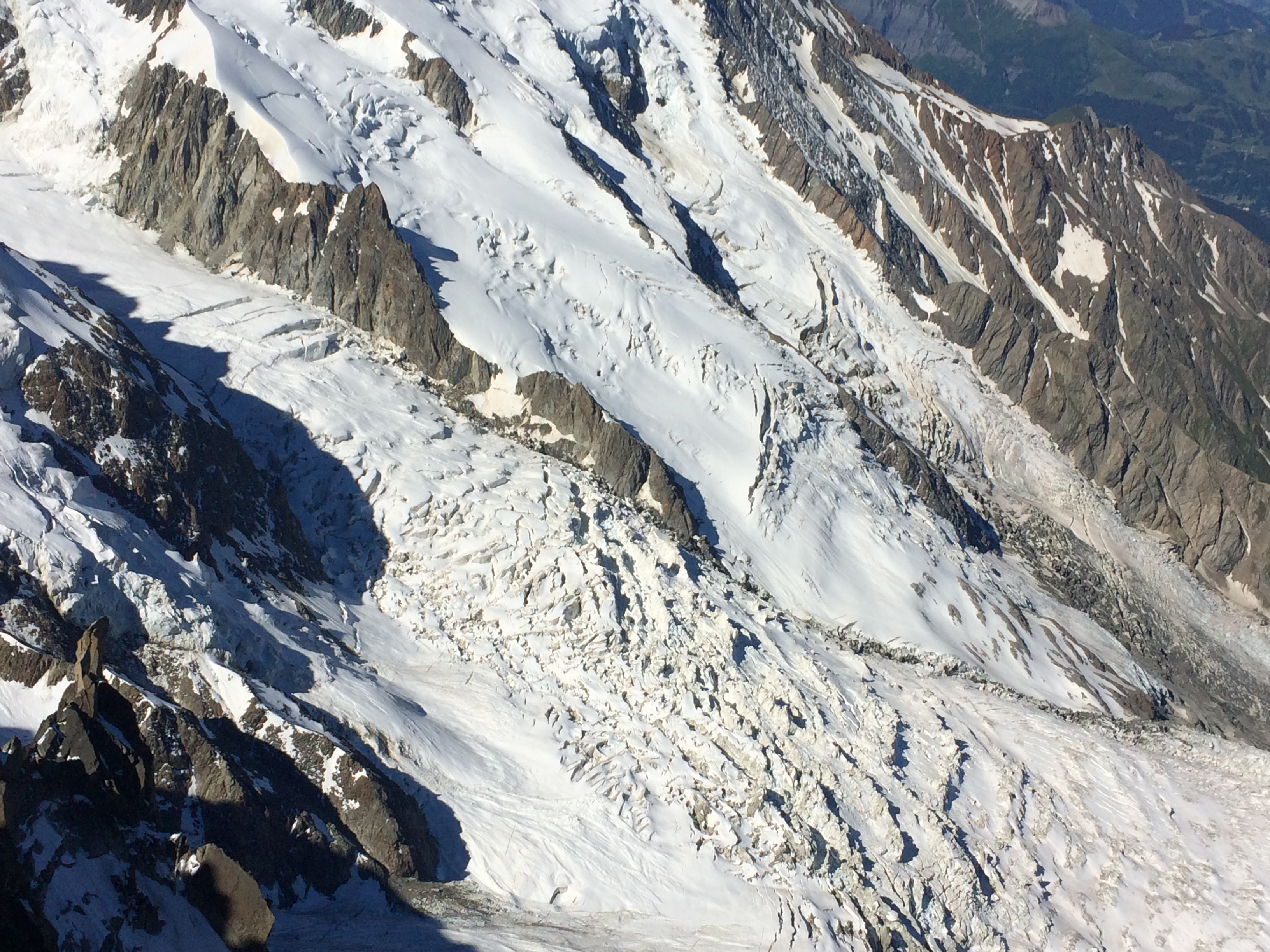 Learning how to suffer-less on a sufferfest as a mountain guide