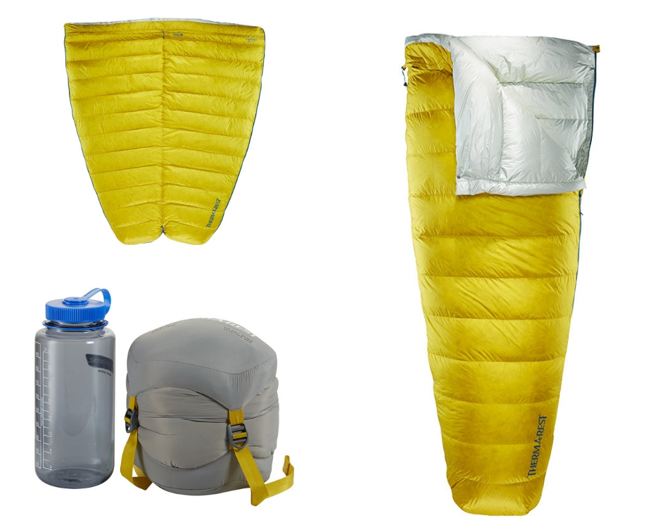 Ohm Ultralight hoodless Sleeping Bag