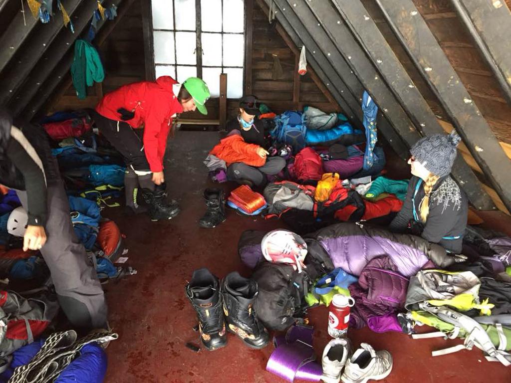 Backcountry Hut