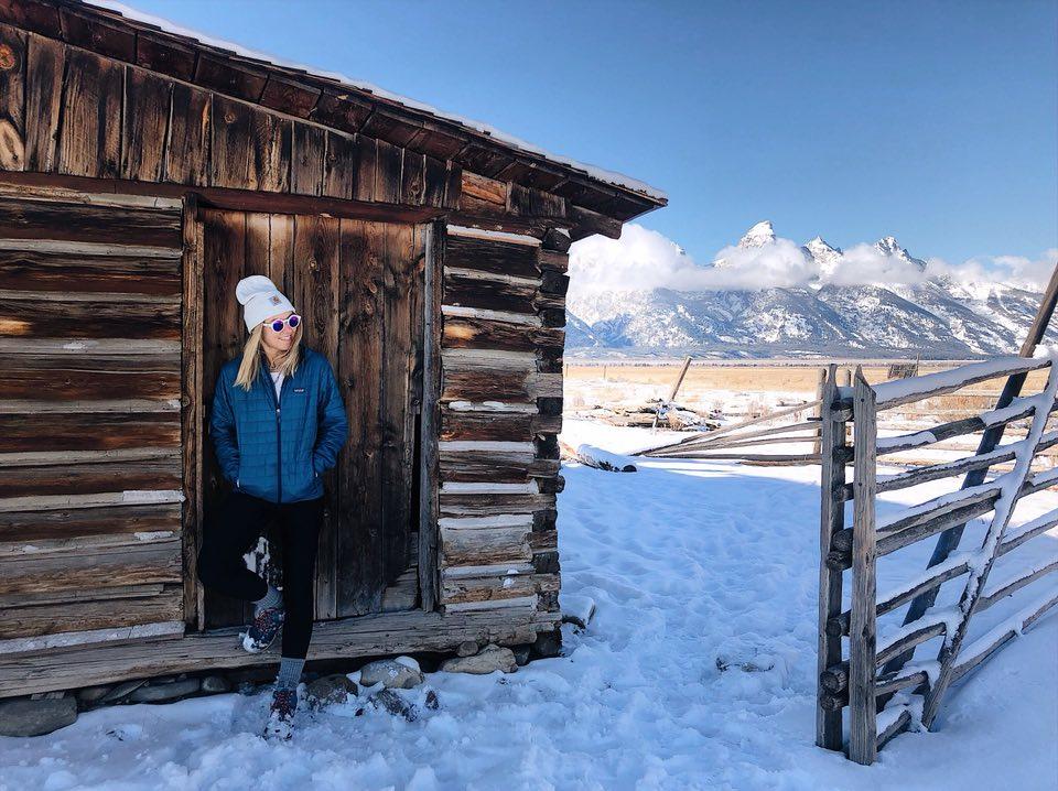 Winter Dream team Laura Lisowski