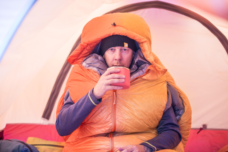 tips for sleeping warm
