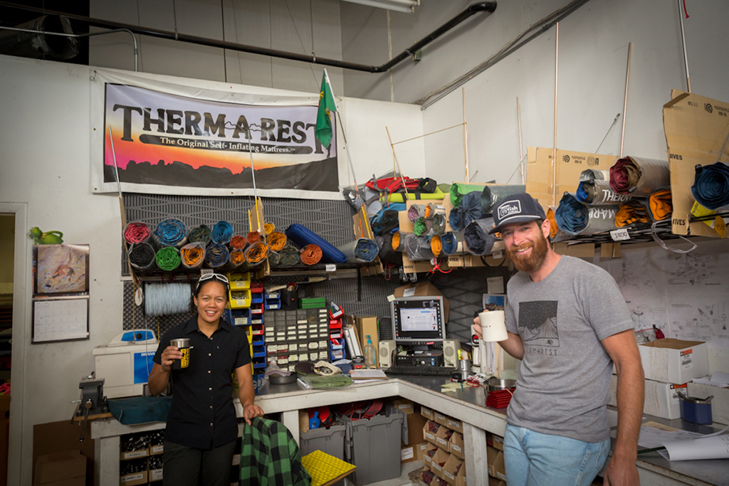 Thermarest Warranty and Repairs Team