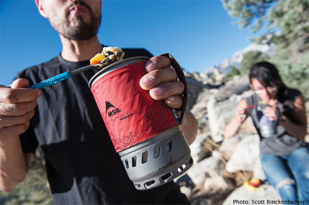 ultralight backpacking stove for lighter backpacking pack weight