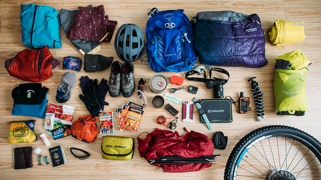 backpacking gear to lighten backpacking pack weight