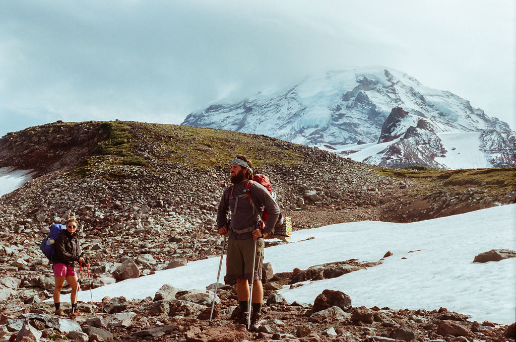 ultralight hiking the wonderland trail