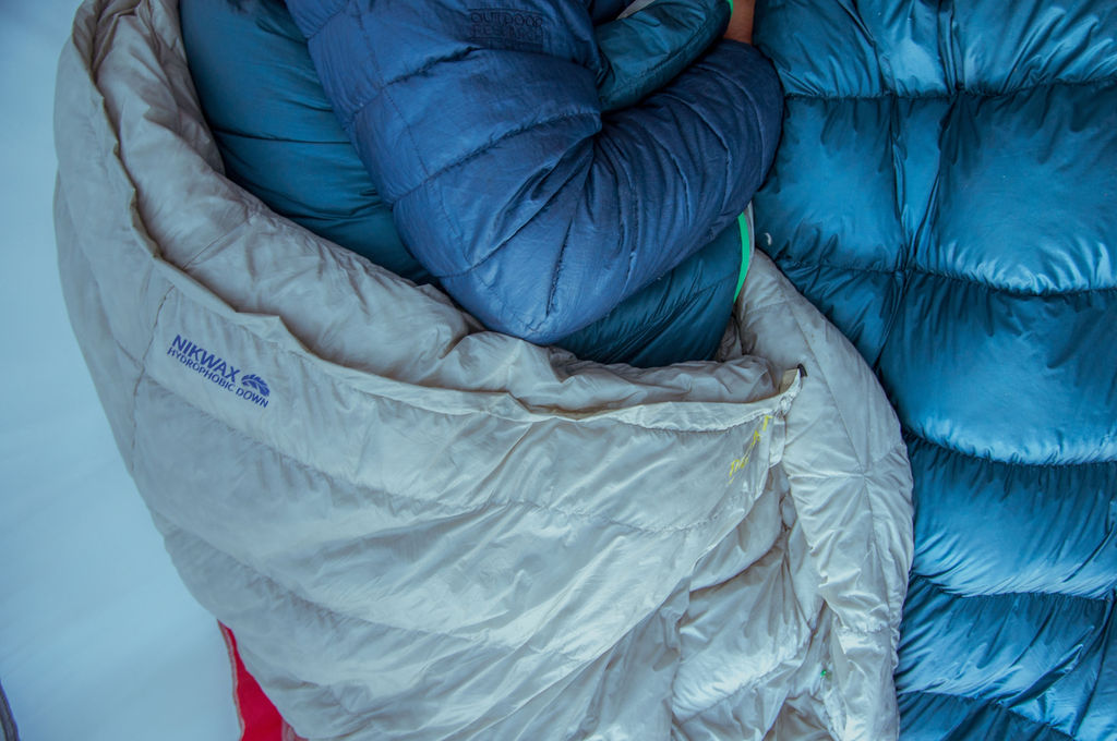 ultralight backpacking quilt