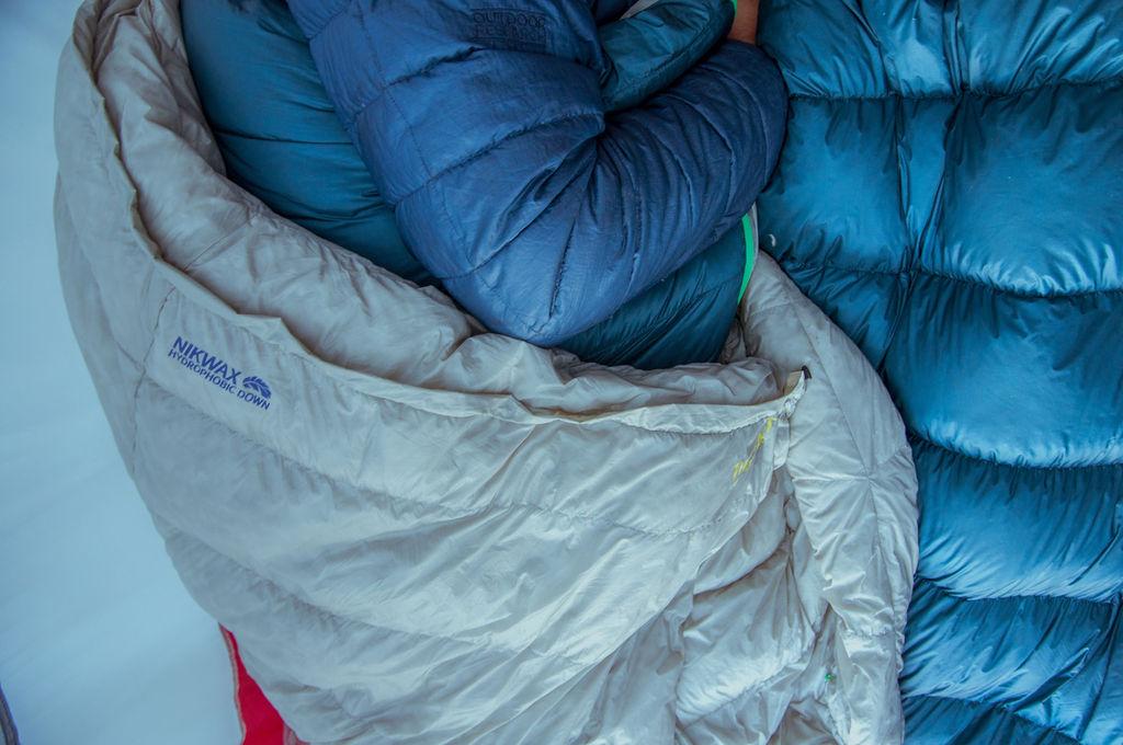 ultralight backpacking quilt