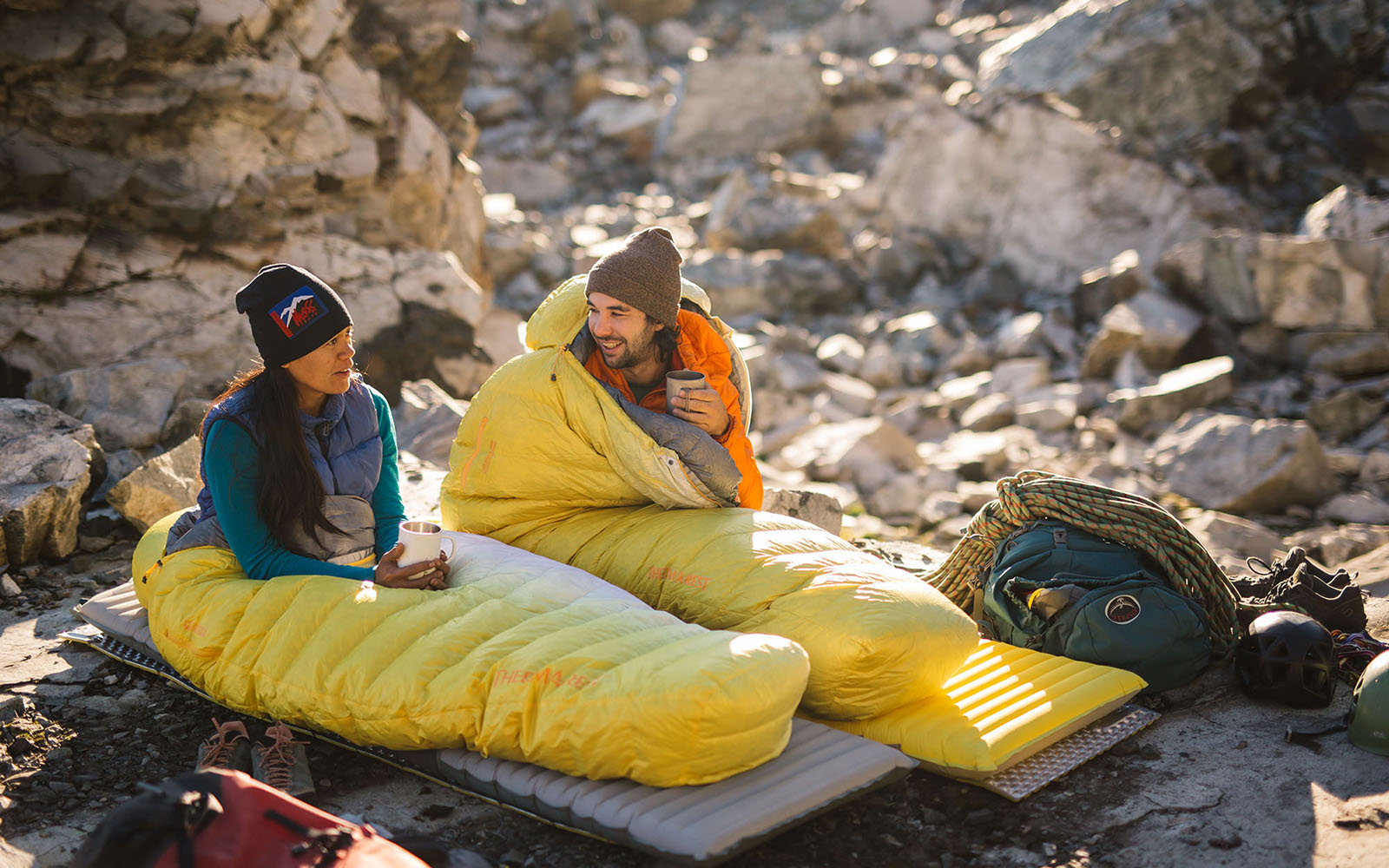Sleeping Bag Temperature Ratings