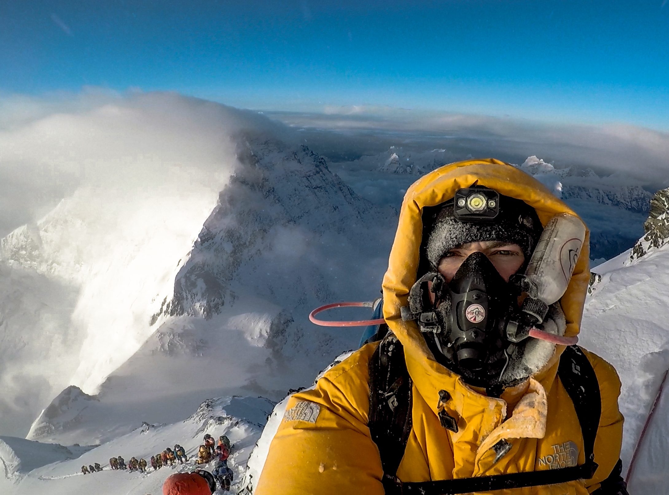 Summit of Everest, Therm-a-Rest Dream Team Ambassador