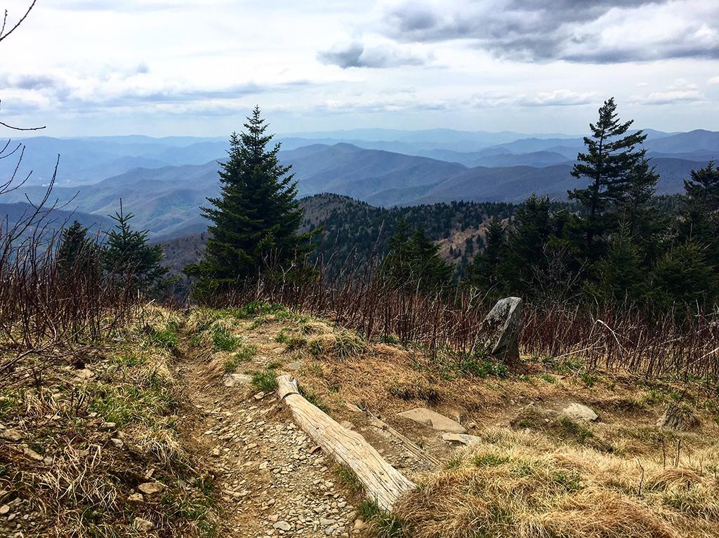 Hiking Smoky Mountains