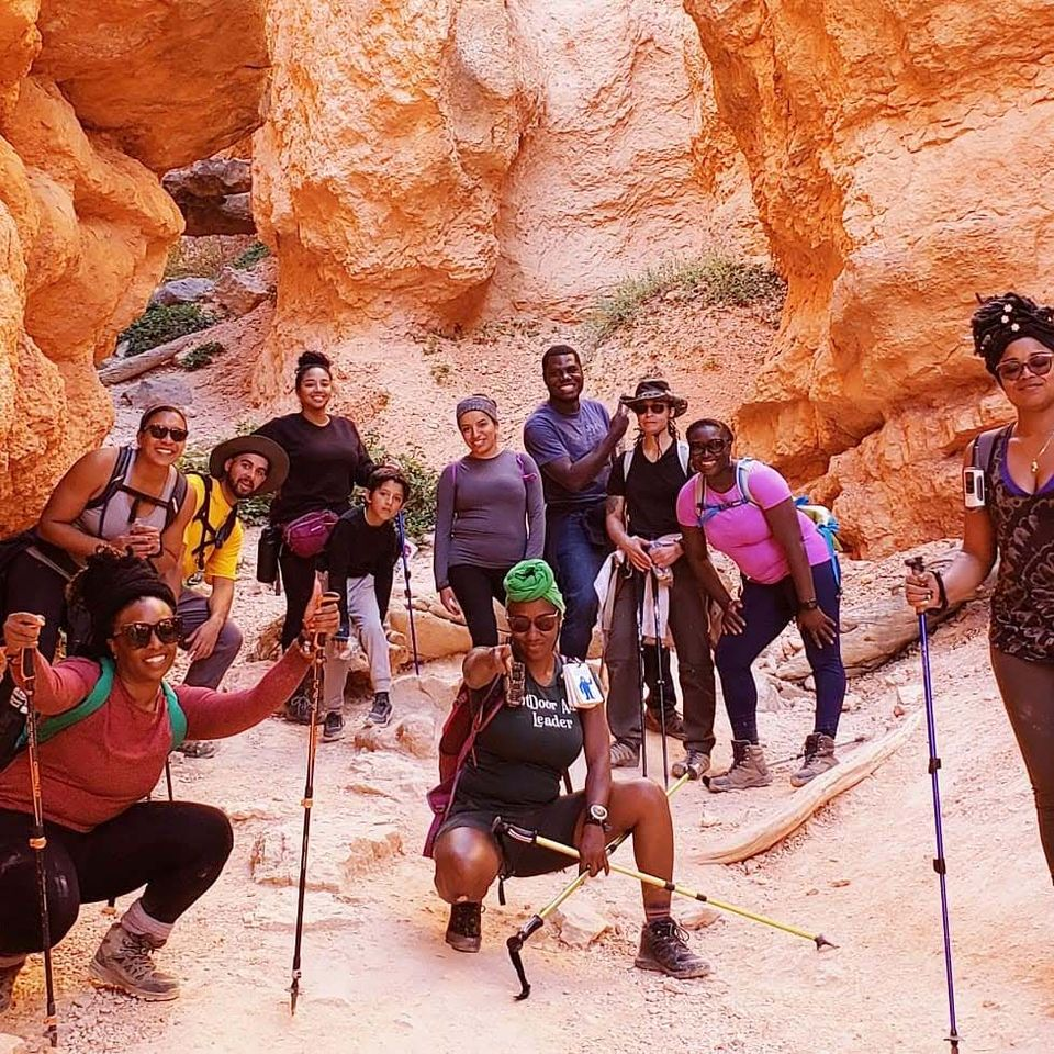 Outdoor Afro leadership team