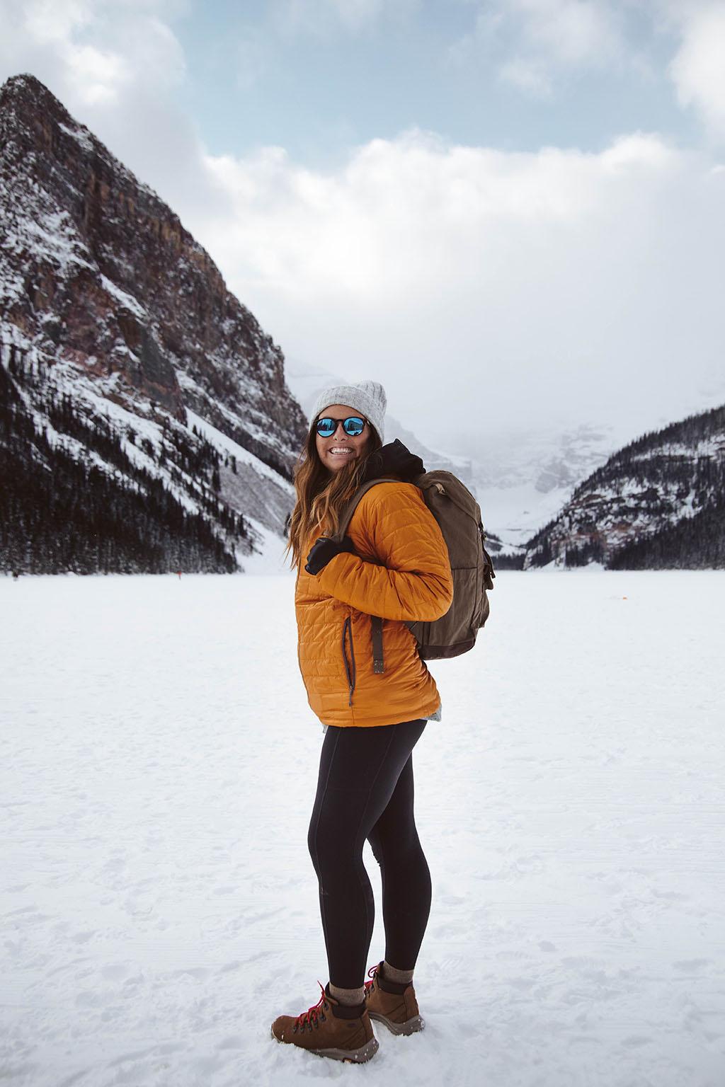 Madalynn Davis - Therm-A-Rest Winter Dream Team