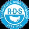 responsible down standard logo