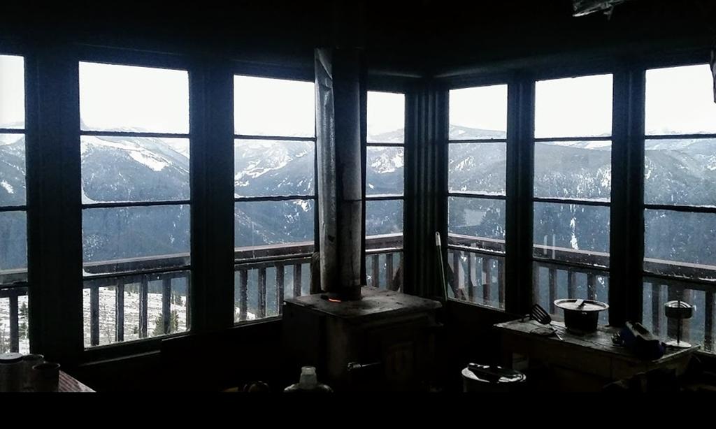 Garnet Mountain Lookout