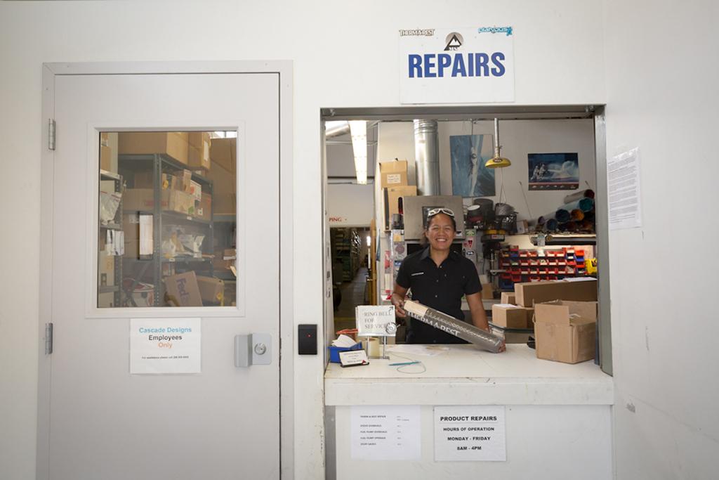 thermarest-repair-shop