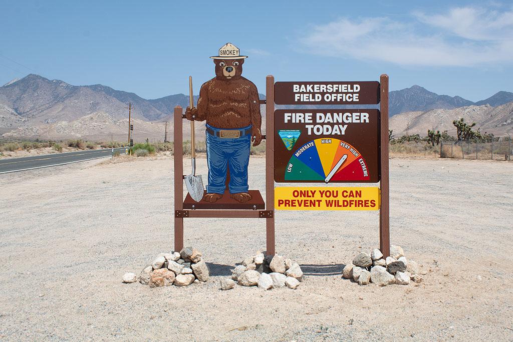 wildfire prevention