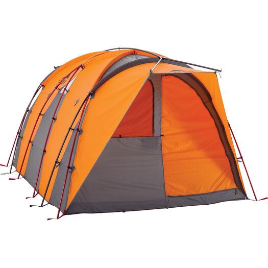 H.U.B.™ Praktisches Hochgebirgs-Basislager für Profi-Bergsteiger
