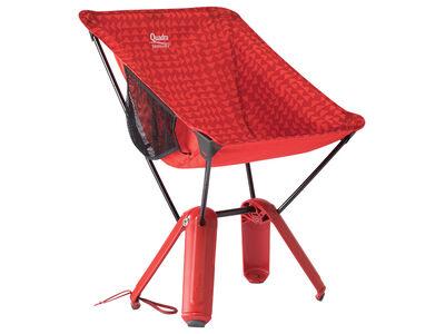 Quadra Chair, Red Ochre