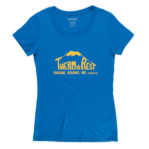 Therm-a-Rest Heritage Shirt Women's | Royal Blue