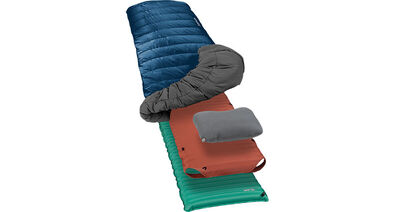 Vela Quilt Sleep System (pillow, sheet, and mattress sold separately)