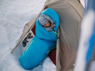 Questar™ 0F/-18C Sleeping Bag, , large