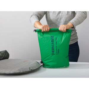 Therm-a-Rest BlockerLite™ Pump Sack - In Use