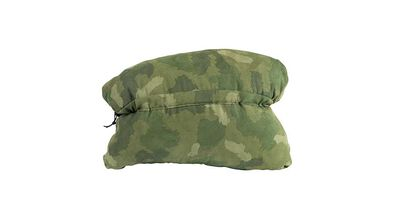 Compressible Pillow, Camo, cinched
