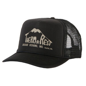 Therm-a-Rest Heritage Trucker Hat | Black