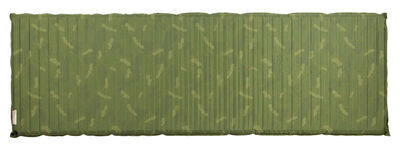 Lair Air Mattress, Furry Camo, top view horizontal