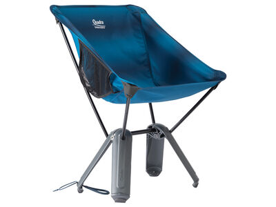 Quadra Chair, Blue Ocean