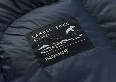Ramble™ Down Blanket, , large