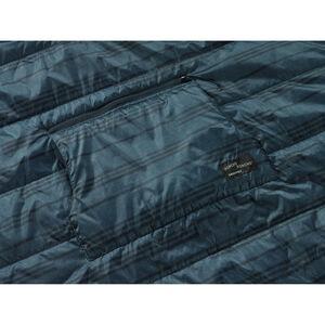 Honcho Poncho™ - Pocket Detail - Blue Print