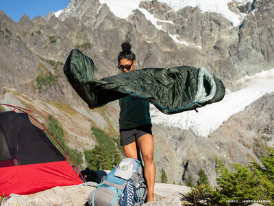 Therm-a-Rest Hyperion™ Sleeping Bag [Photo: James Barkman]
